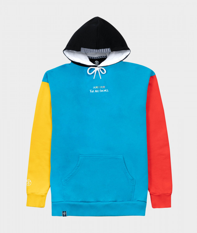 "Hoodie Kids ""For all Colors"" - Bunt"