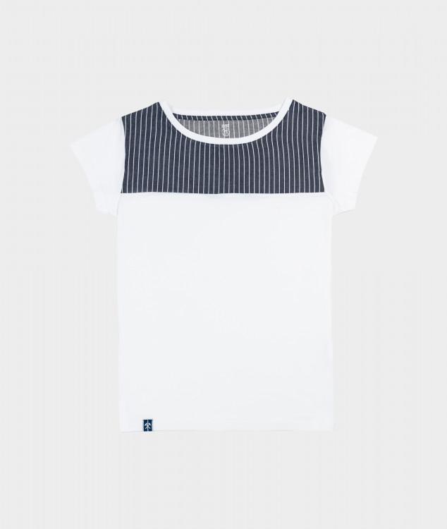 "T-Shirt ""Consol"" - Weiß"
