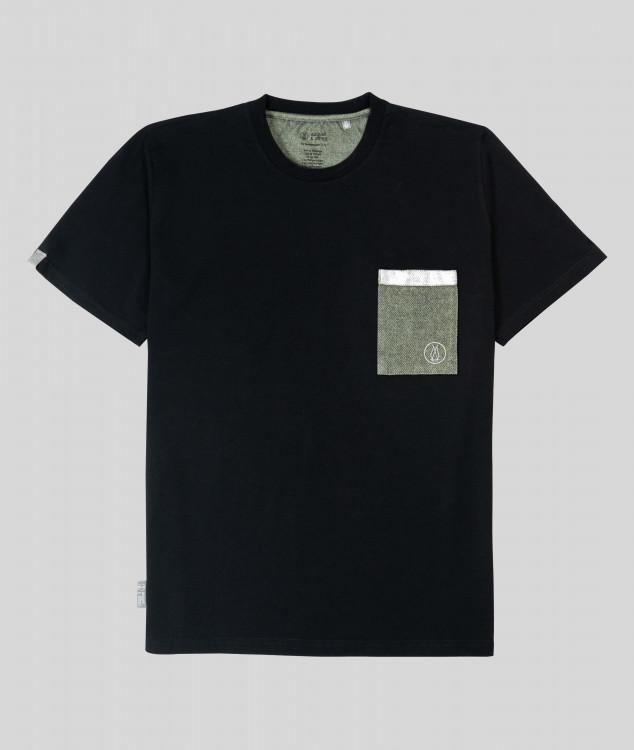 """T-Shirt """"Brammenlager 2"""" - schwarz"""