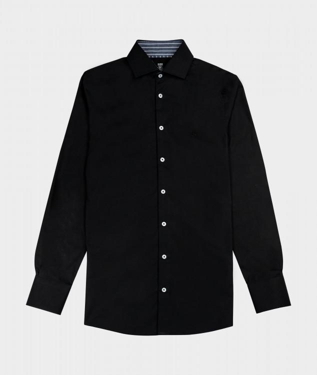 シャツ「シュタイガー」(ブラック)