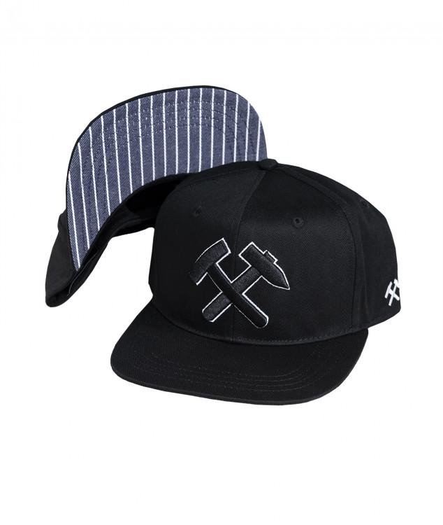 """Snapback Cap """"Schlägel & Eisen"""""""