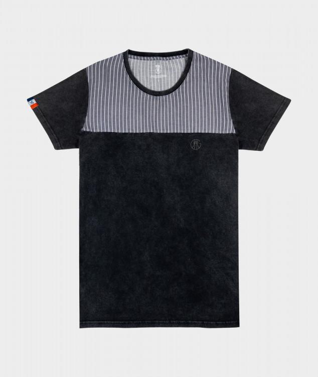 "T-Shirt ""Consol"" - Kohle"