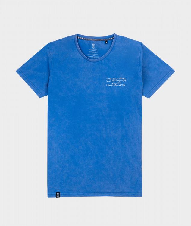 T-Shirt Männer Steigerlied 6. Strophe
