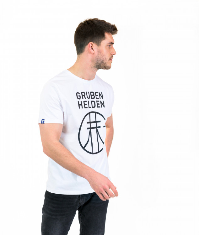 """T-Shirt """"Weiss"""""""