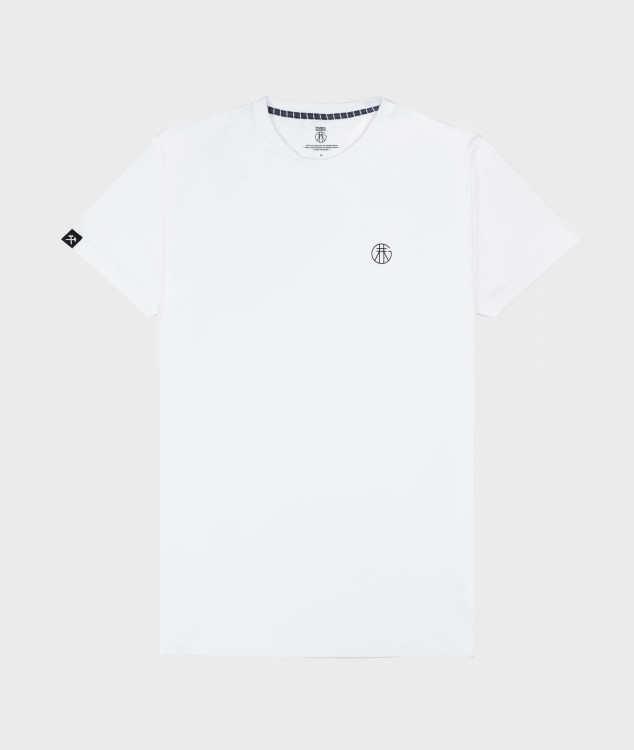 T-Shirt Basic Weiß