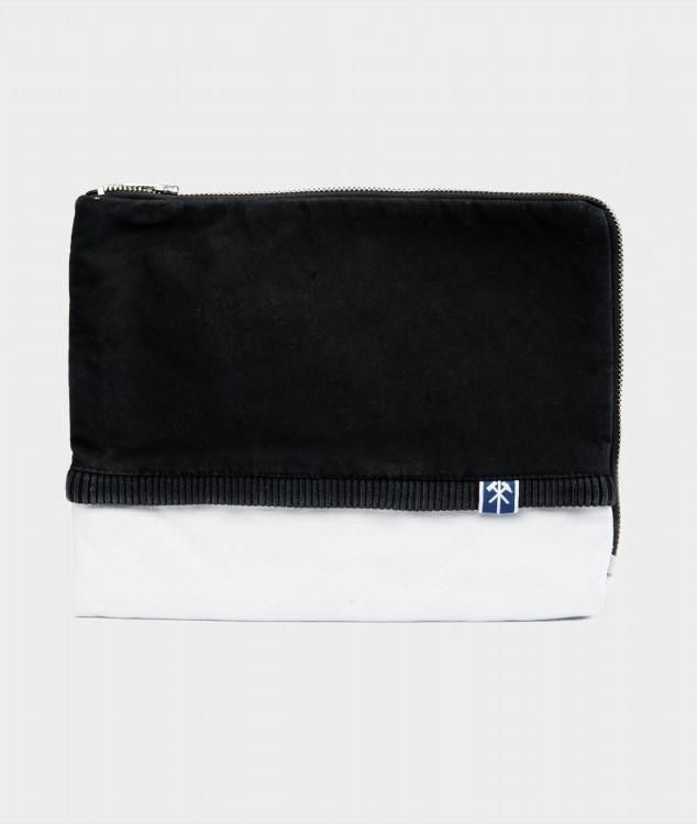 Tablet Sleeve Schwarz Klein - Einzelstück