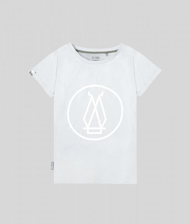 "T-Shirt ""Hochofen 1"" - hellgrau"
