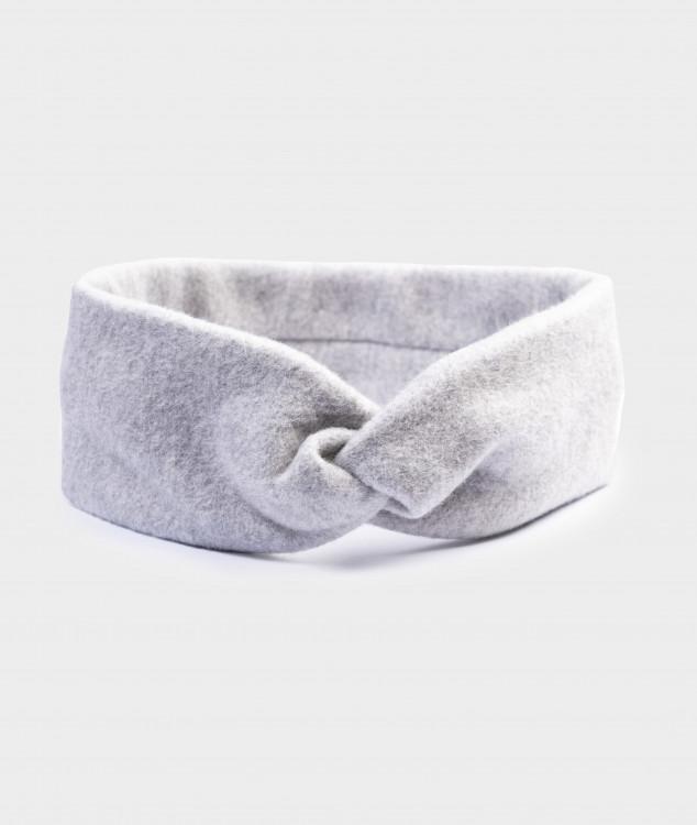 Stirnband - Grau