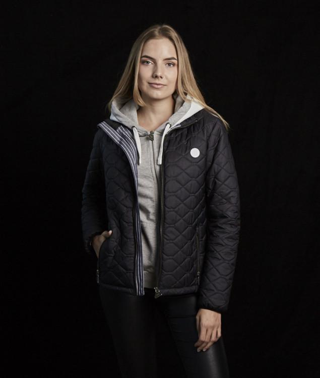 """Quilted Jacket """"Schichtwechsel"""""""