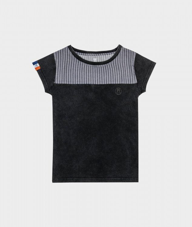 T-Shirt Consol Kohle