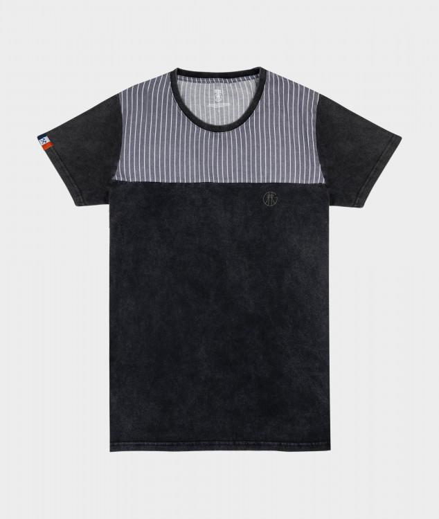 T-Shirt Consol - Kohle