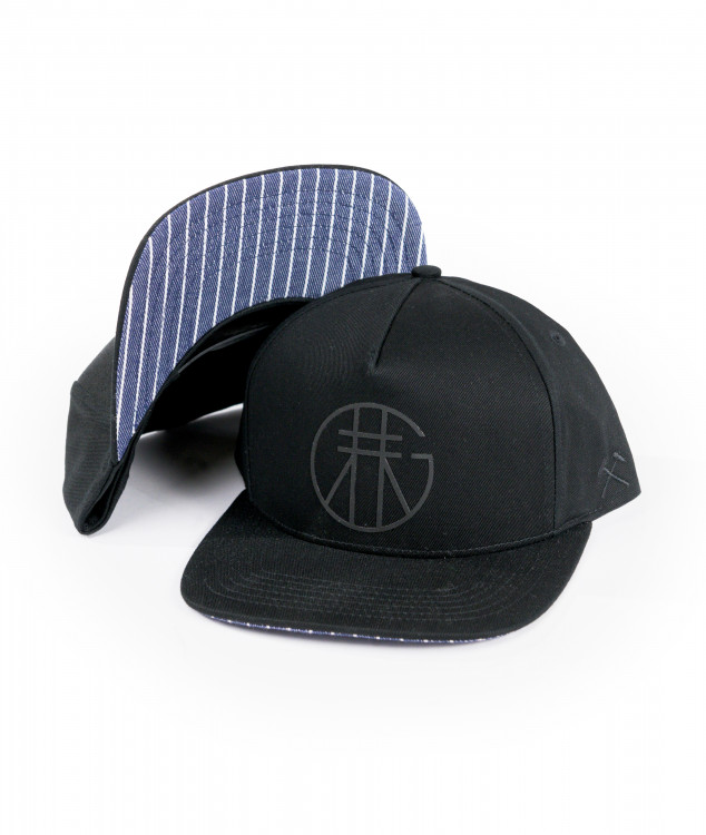 "Snapback Cap ""GH Logo"""