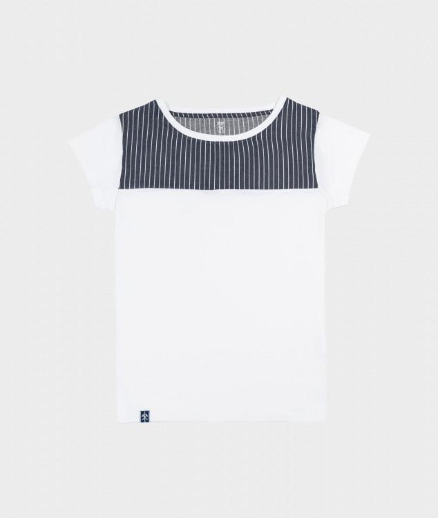 T-Shirt Consol Weiss
