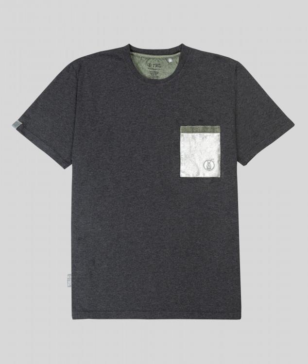 """T-Shirt """"Brammenlager 2"""" - dunkelgrau"""