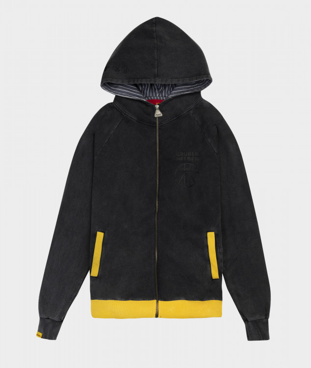 Zip-Up Hoodie DHL Express - Limitierte Edition