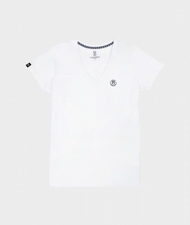 T-Shirt Basic Weiss