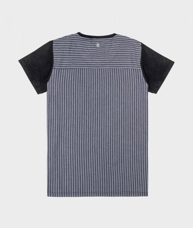 T-Shirt Nordstern - Kohle