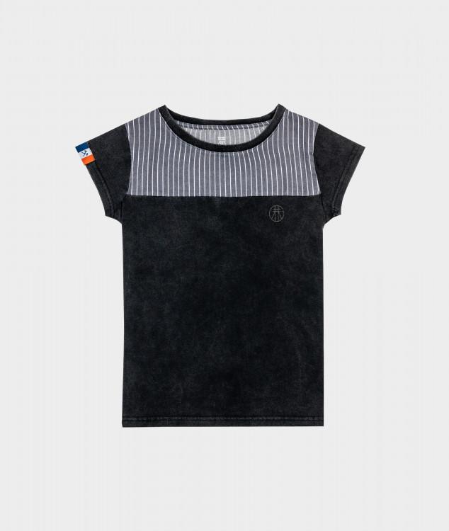 "T-Shirt ""Consol"" Kohle"