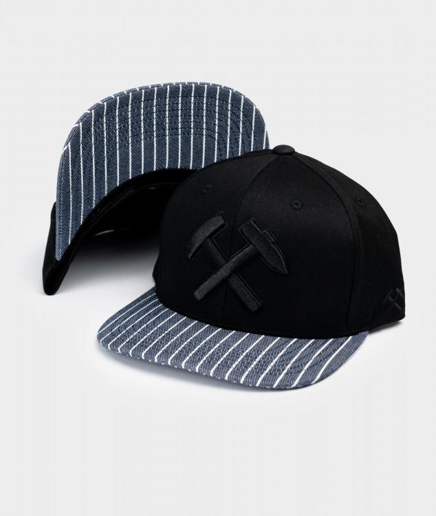 Snapback Cap Schlaegel & Eisen - Bergmannshemd