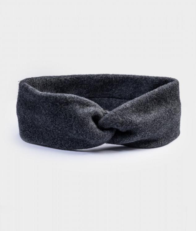 Stirnband - Dunkelgrau