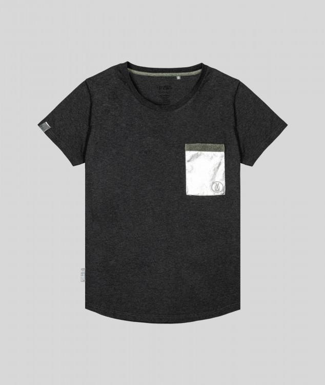 """T-Shirt """"Brammenlager 1"""" - dunkelgrau"""