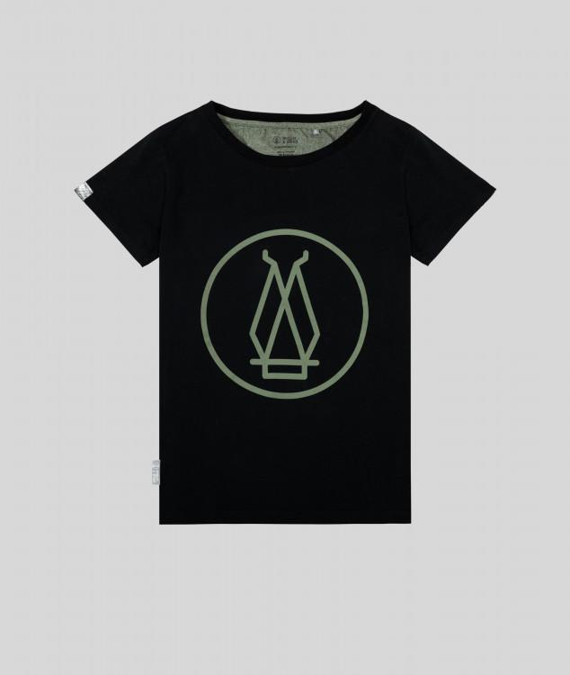 """T-Shirt """"Hochofen 1"""" - schwarz"""