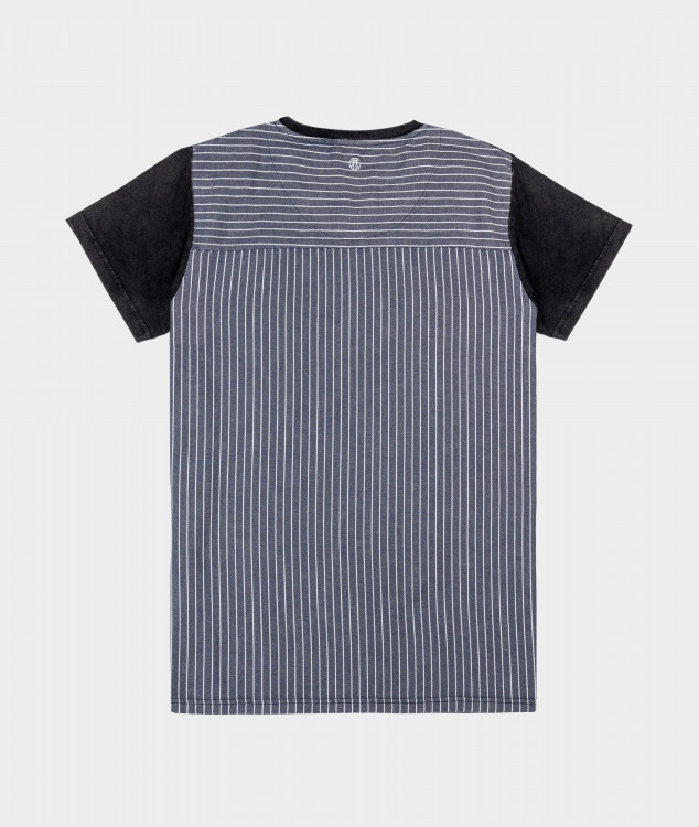 "T-Shirt ""Nordstern"" Charcoal"